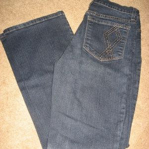 Denim - Womens NYDJ Not Your Daughter's Jeans 8 Short